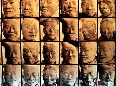 terracotta warriors  xian terracotta army pictures