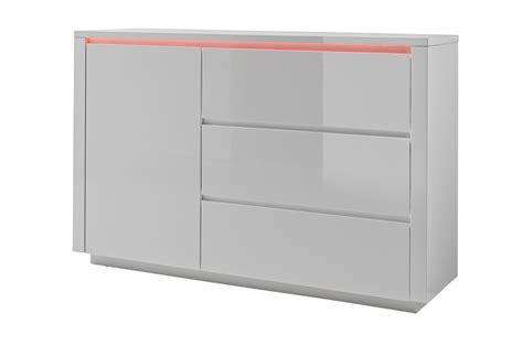 commode 6 tiroirs blanc laque maison design foofaq