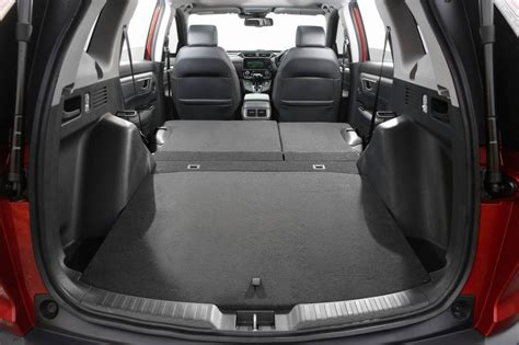 Crv Interior Space by 2018 Honda Cr V Now On Sale In Australia With Turbo Lineup
