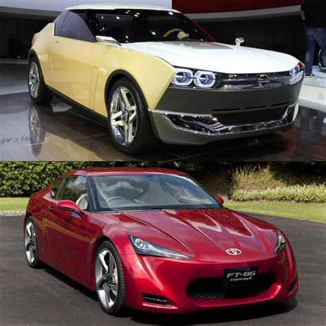 nissan brz nissan idx concept fr s brz fighter versus ft 86