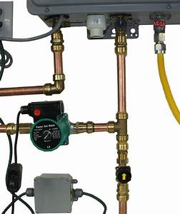 Dedicated Recirc System Tankless Installation Instructions