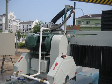 automatic cnc granite marble profile cutting and