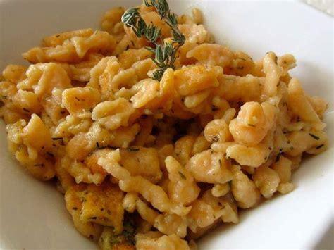 cuisiner des spaetzle recettes végétariennes de spätzle