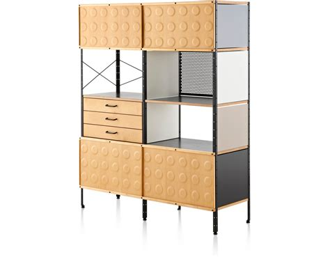 Designer Office Chairs by Eames Storage Unit 420 Hivemodern Com