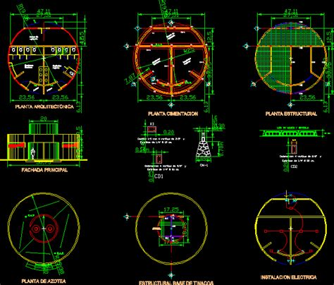 proposed publish sanitaries dwg section  autocad