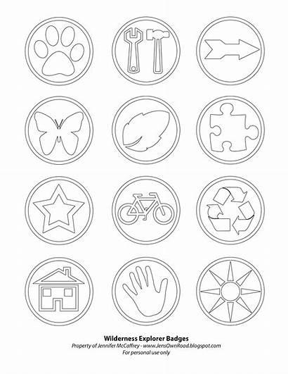 Wilderness Explorer Badges Printable Google Badge Camping