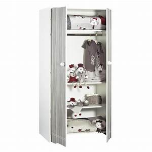 Armoire De Bébé : chambre b b trio loulou lit commode armoire de ~ Melissatoandfro.com Idées de Décoration