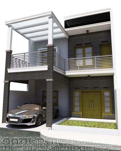 desain rumah lantai  minimalis rumah desain minimalis