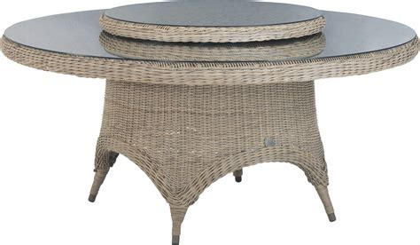 tenue d jardin table de jardin en r 233 sine tress 233 e 170cm