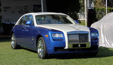 Rolls Royce Starting Price by 2013 Rolls Royce Ghost Starting Price Rises To 260 750