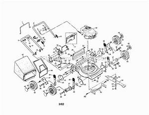 Craftsman 917 388600 Parts List And Diagram