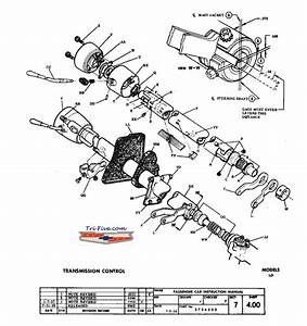 Chevy Steering Parts Diagram