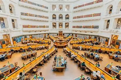 Libraries Technology Wisata Library Tempat Gratis Melbourne