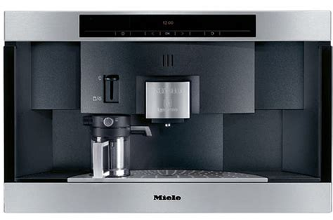 Machine A Cafe Encastrable Machine 224 Caf 233 Encastrable Miele Cva 3660 Ix Nespresso Cva3660ixnespresso 2574055 Darty