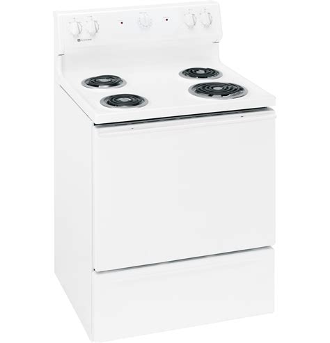 americana   standing electric range abspww ge appliances