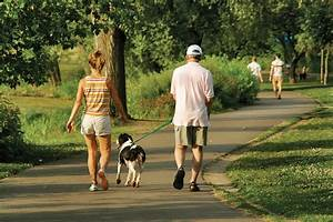 The health benefits of walking, especially for people over ...