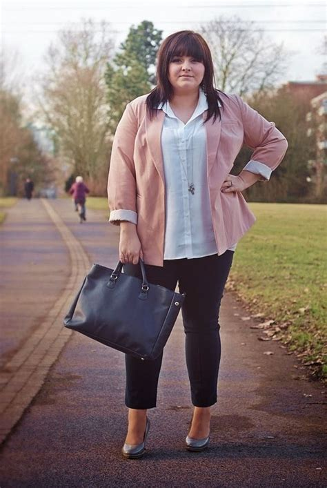 5 plus size outfits for a job interview - Page 4 of 5 - curvyoutfits.com