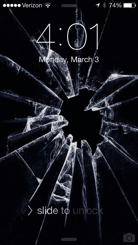 All orders are custom made and most ship worldwide within 24 hours. 7 Broken Screen Wallpapers Prank For Apple iPhone