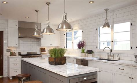 4x8 Subway Tile Backsplash by 4x8 Subway Tile With Grey Grout Cottage Kitchen