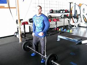 Quick tips for the Thruster Crossfit with Jason Khalipa ...