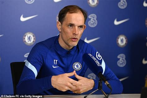Chelsea boss Thomas Tuchel insists 'we must not lose faith ...