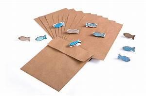 Kleine Papiertüten Kaufen : set 10 papiert ten 13 x 18 cm u 10 kleine shabby chic stoff fisch holzklammern papiert ten ~ Eleganceandgraceweddings.com Haus und Dekorationen
