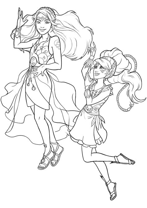 lego elves coloring pages getcoloringpagescom