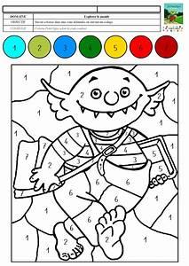 Angle Magique Outil De Construction : 29 dernier inspiration coloriage magique code couleur ~ Dailycaller-alerts.com Idées de Décoration