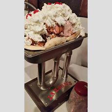 Jaxson's Kitchen Sink!  Our Ice Cream Creations