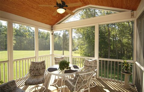 Screened Patio Designs by Patio Designer Cover Deck Porch Enclosure Remodeling