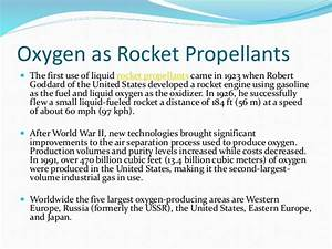 Oxygen history, evolution, production, industrial uses ...