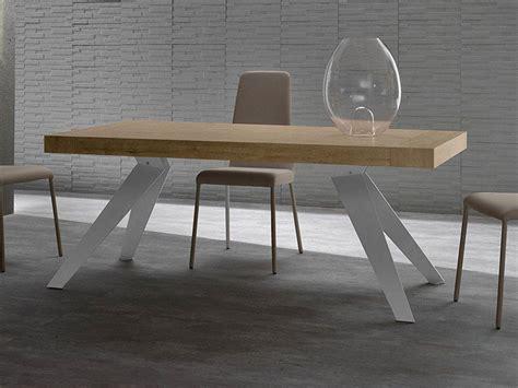 tavoli in legno allungabili prezzi tavolo allungabile in legno medy
