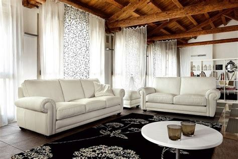 chic sense  leather living room furniture sets home