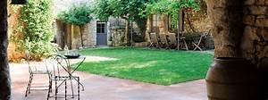 Decoration Murale Exterieur Provencale : jardin proven al pour am nagement ext rieur marlux mon ~ Nature-et-papiers.com Idées de Décoration