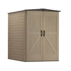 shop rubbermaid roughneck storage shed common 5 ft x 6 ft actual interior dimensions 4 33 ft