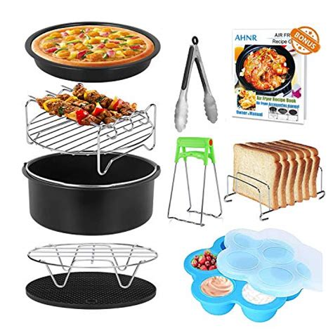 fryer air cosori accessories airfryer cookbook recipe amazon gowise philips fda power usa compliant qt deep pcs 8qt bpa parts