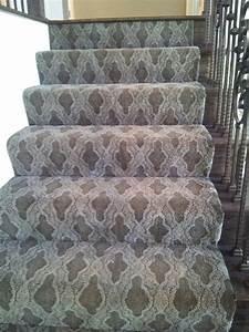 Overland Park Home Décor Trends: Designer Stair Carpeting