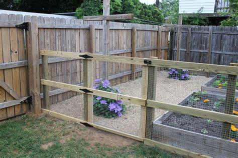 building a simple garden gate