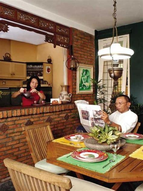 idea  interior ruang makan ruang makan terbuka