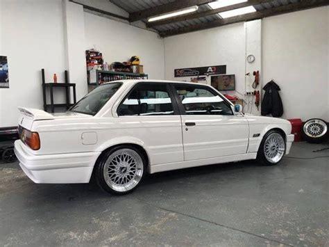 alpine white 1990 bmw e30 with e36 328i engine conversion in coleraine county londonderry