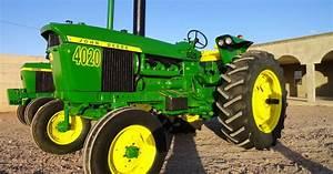 John Deere 4000 4020 Tractors Service Technical Manual Tm1006