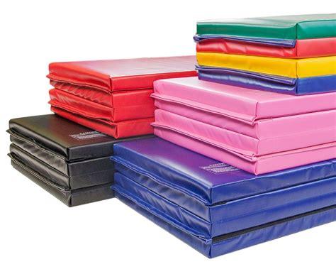 Incstores 4'x8'x2' Premium Folding Gymnastics Tumbling