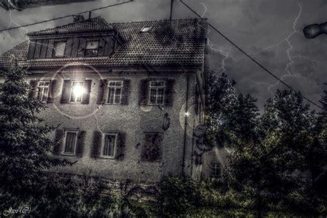 Horrorhaus Foto & Bild  Bearbeitungs  Techniken, Hdri