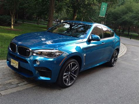 The Bmw X6 M Is Definitely One Of The Weirdest Cars I've