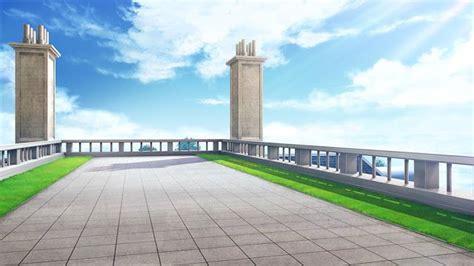 anime landscape building background anime anime