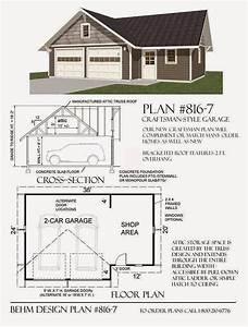 Garage Plans Blog - Behm Design