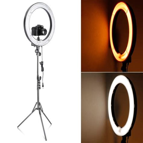 neewer ring light top 5 best ring lights and flashes for photography