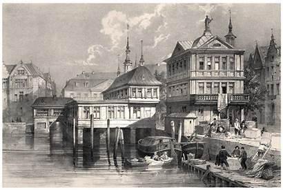 Hamburg Exchange 1600 1838 Illustrations Px Oldbookillustrations