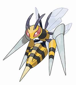 Mega Beedrill - New Mega Evolutions - Pokémon Omega Ruby ...