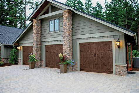 wood garage doors faux wood garage door sales and installation in englewood